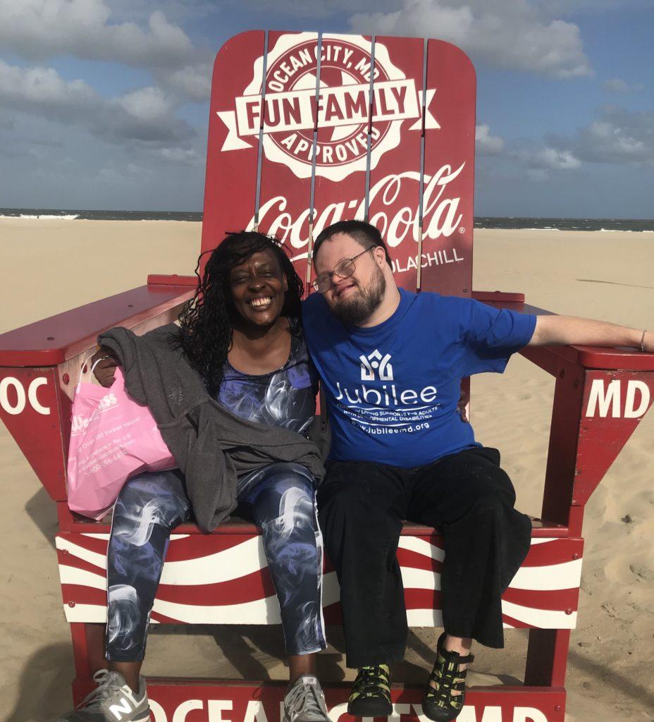 Client Council Annual Beach Trip - 2019