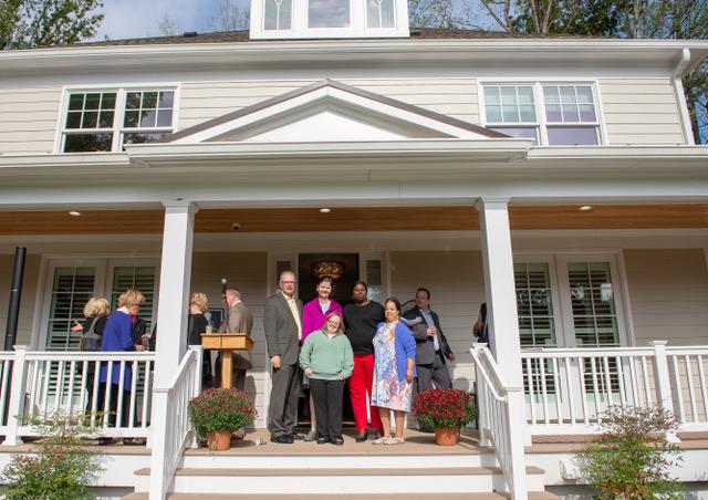 Sullivan House Dedication