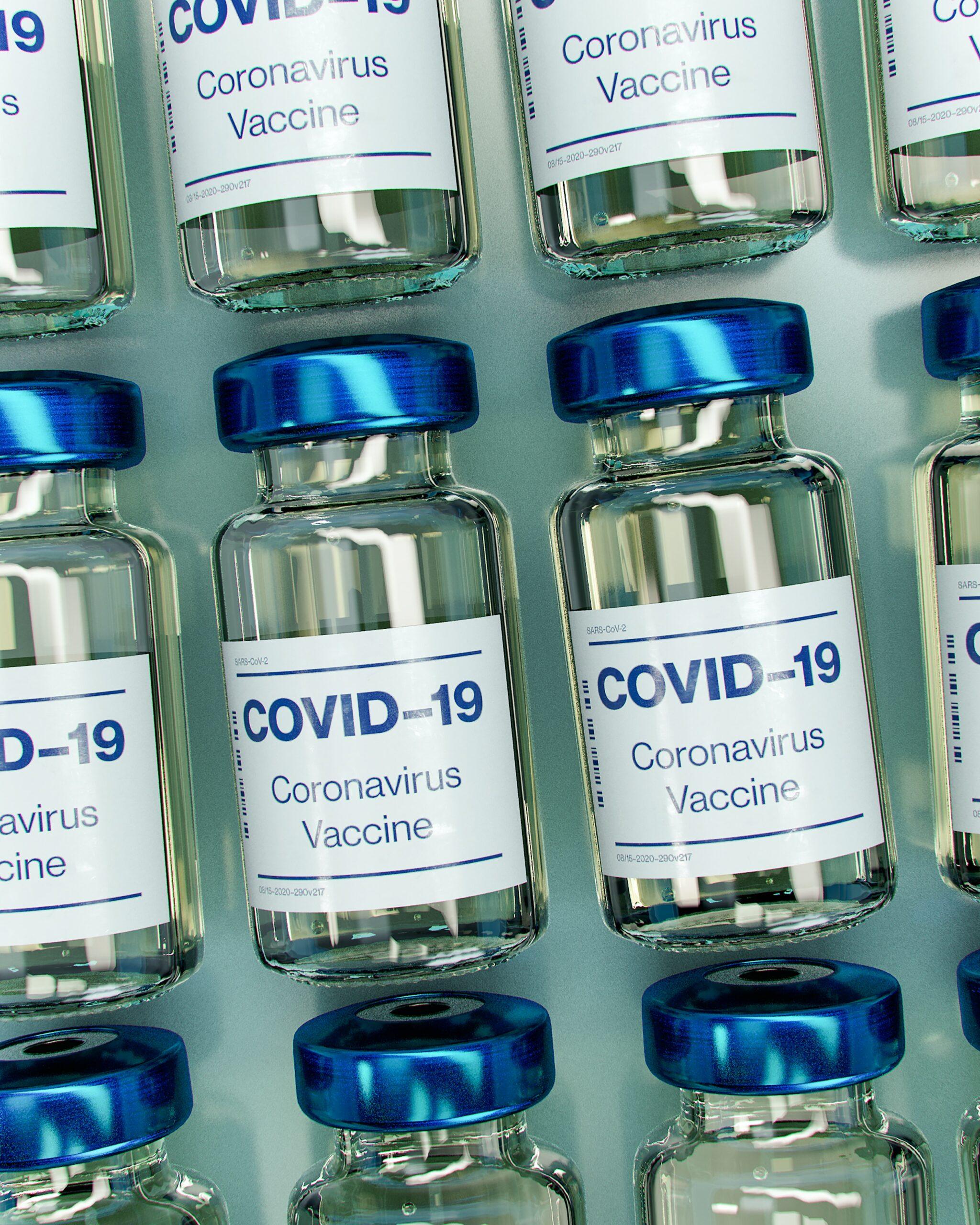 COVID vaccine image