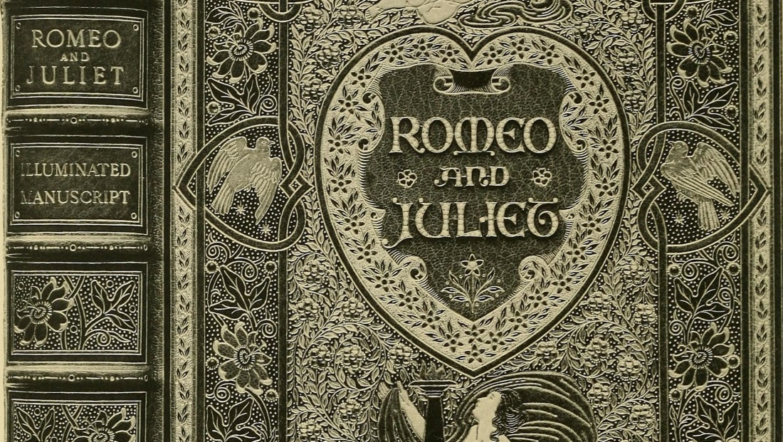 Book cover Romeo and Juliet